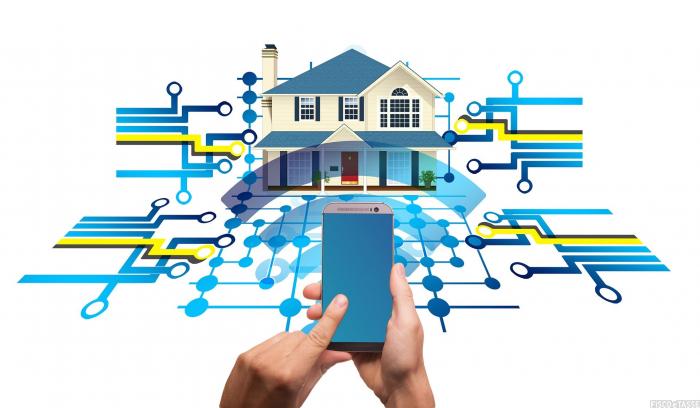 Le quotazioni degli immobili in una App