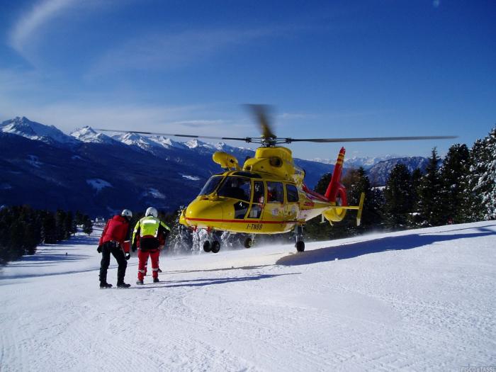 indennità soccorso alpino