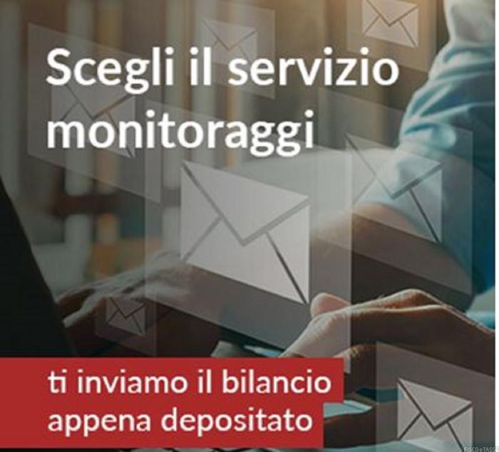 Come monitorare una o più imprese  con il servizio di Infocamere