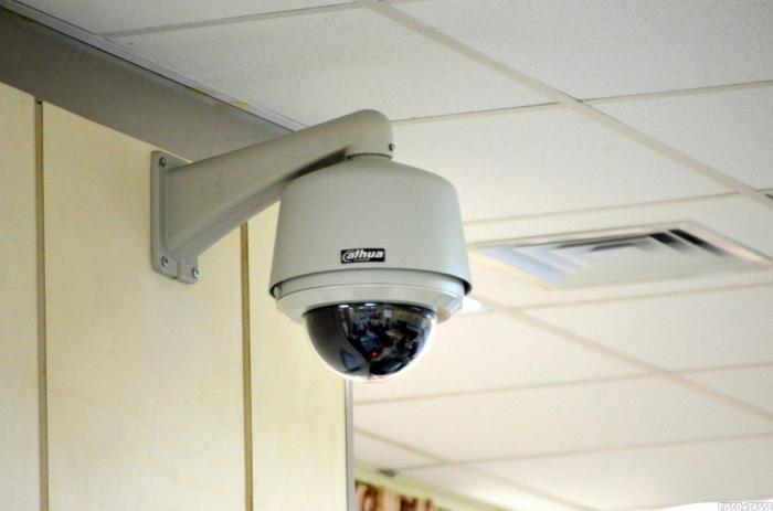 telecamera videosorveglianza