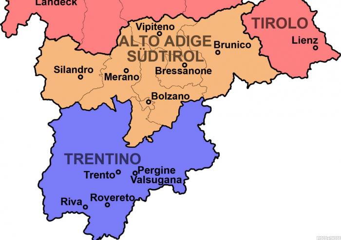 CIG in deroga per Trento e Bolzano