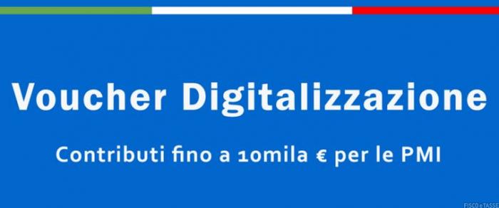 Voucher digitalizzazione per le PMI: domande di erogazione dal 14 settembre 2018