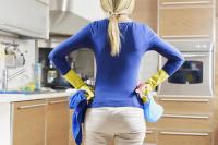 casalinga lavoro domestico