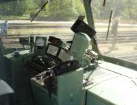 sicurezza macchinista treno