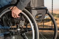 invalidità disabile badante