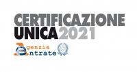 Certificazione Unica 2021 si presenta entro il 16 marzo 2021