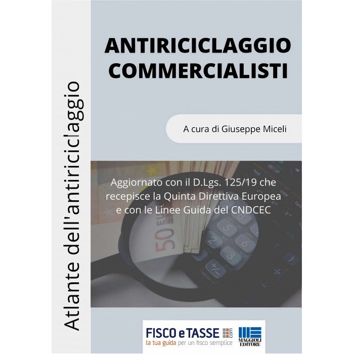 Antiriciclaggio Commercialisti (eBook)