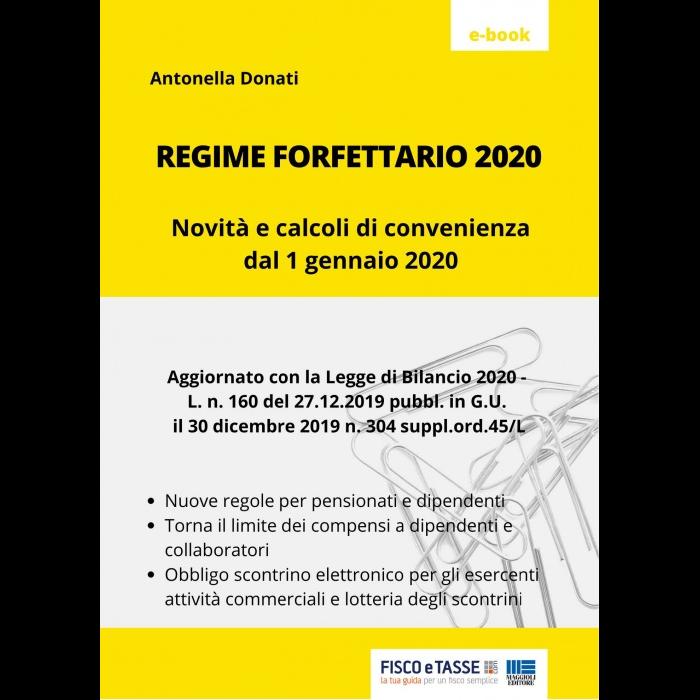 Regime forfettario 2020 (eBook)
