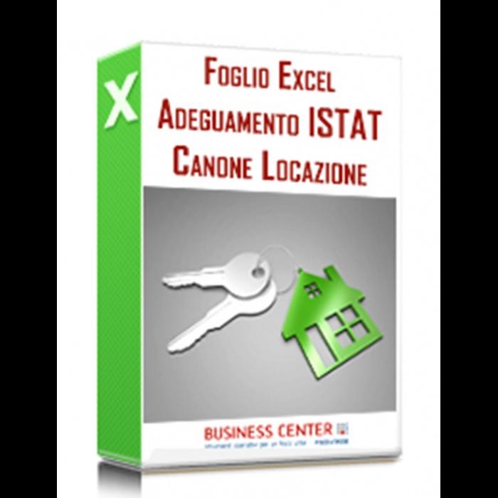 Adeguamento Istat Canone di Locazione (Excel 2020)