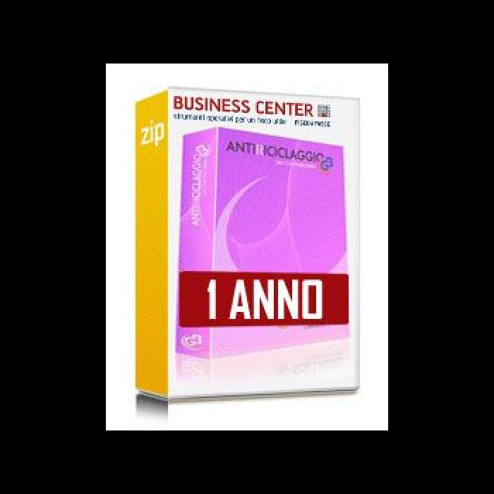 GB Software Antiriciclaggio - 1 Archivio 1 anno