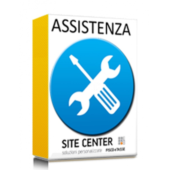 Gettone Assistenza Sitecenter