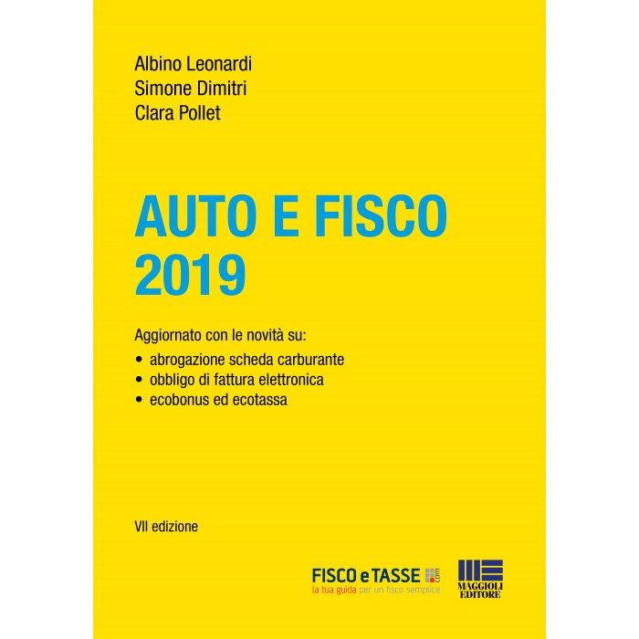 Auto e Fisco 2019 (eBook)