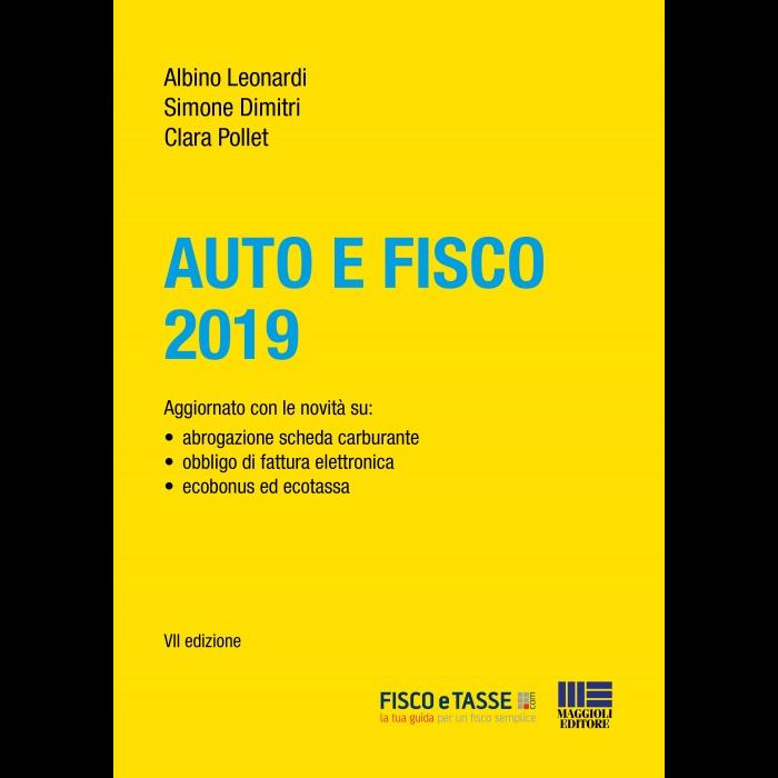 Auto e Fisco 2019 (eBook)