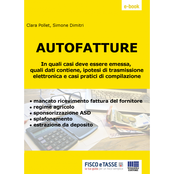 Autofatture (eBook 2019)