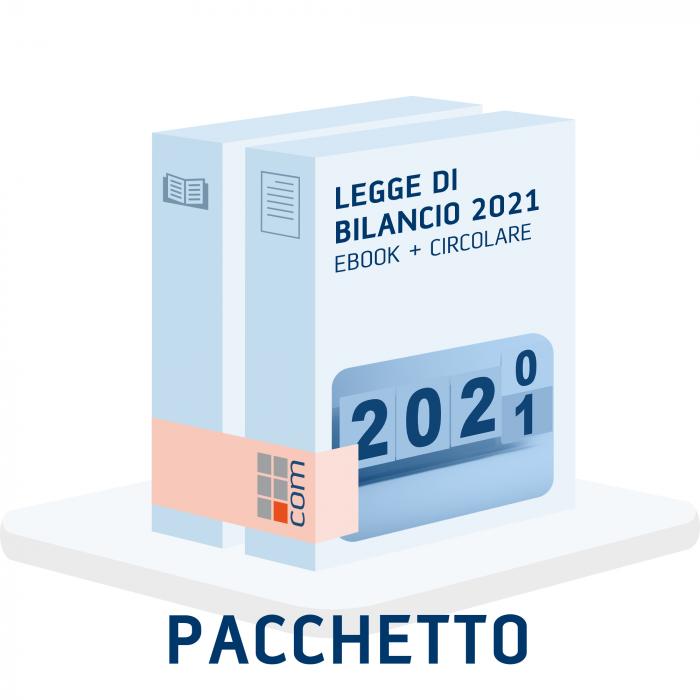Legge di Bilancio 2021 (eBook + Circolare word)