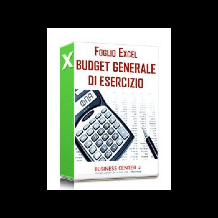 Budget generale di esercizio (imprese di produzione)