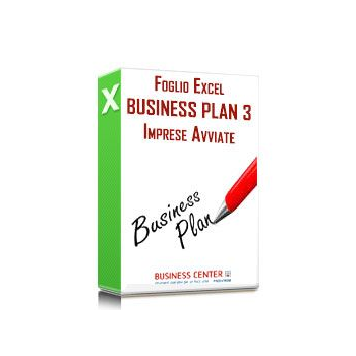 Business Plan Plus 3 - Imprese avviate
