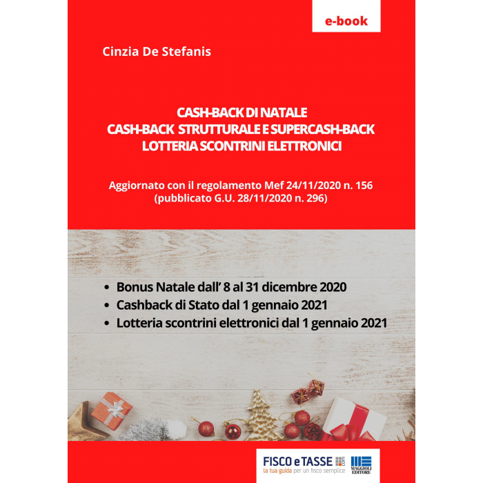 Cash-back - Supercash-back e lotteria scontrini