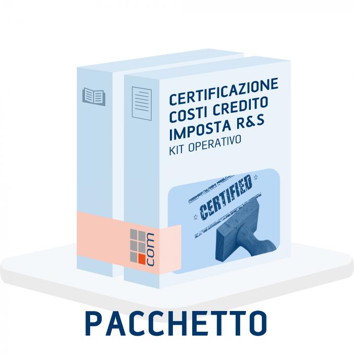 Credito imposta R&S: certificazione costi del revisore