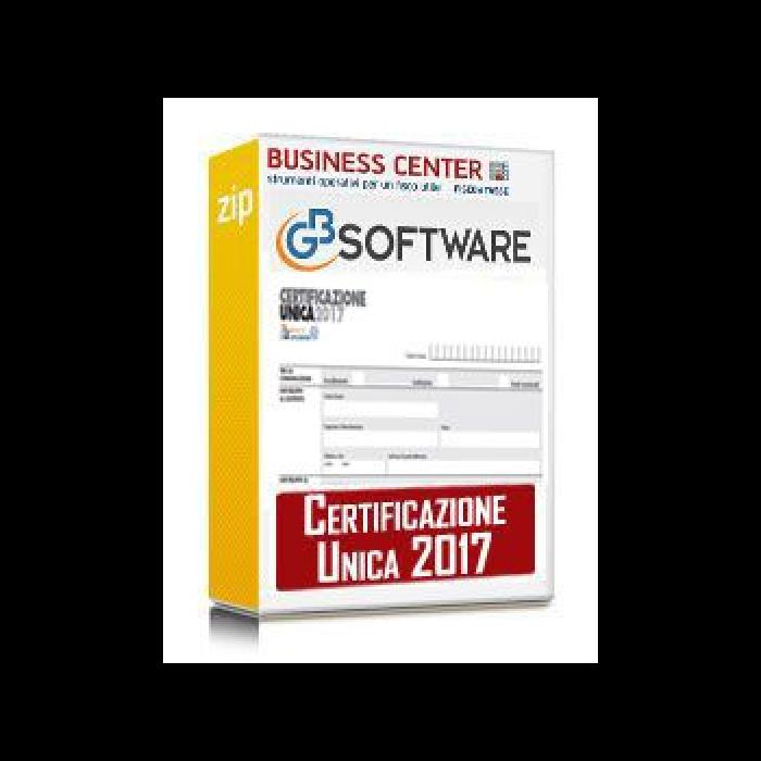 GB Software Certificazione Unica