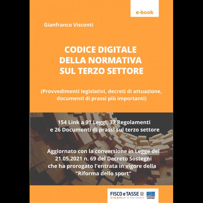 Codice digitale della normativa del Terzo settore