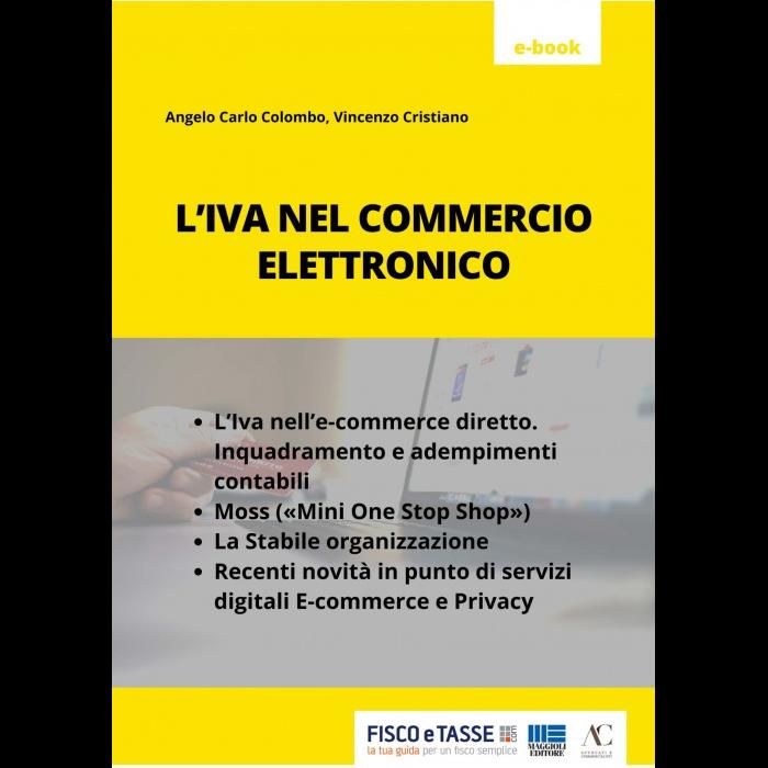 L'Iva nel commercio elettronico (eBook 2020)