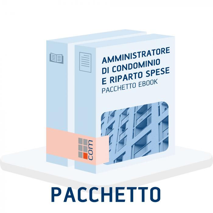 Amministratore di condominio e riparto spese Pacchetto