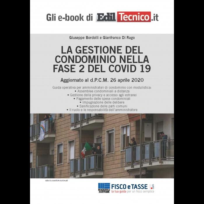 La gestione del condominio nella Fase 2 del Covid-19