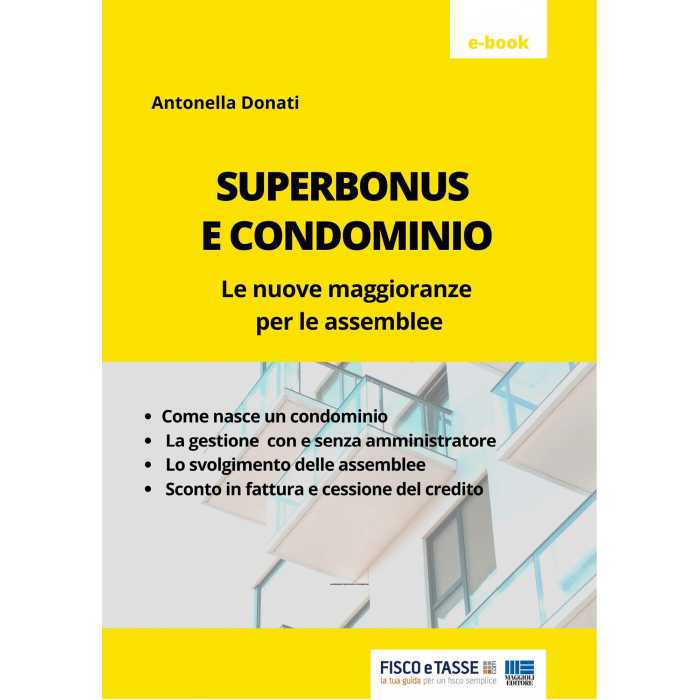 Superbonus e condominio (eBook 2020)