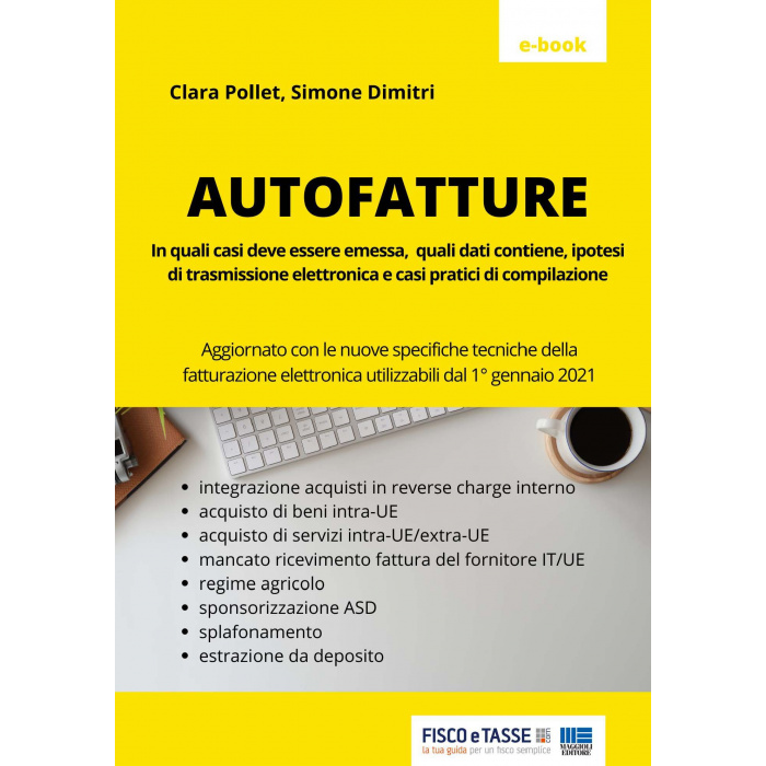 Autofatture (eBook 2021)