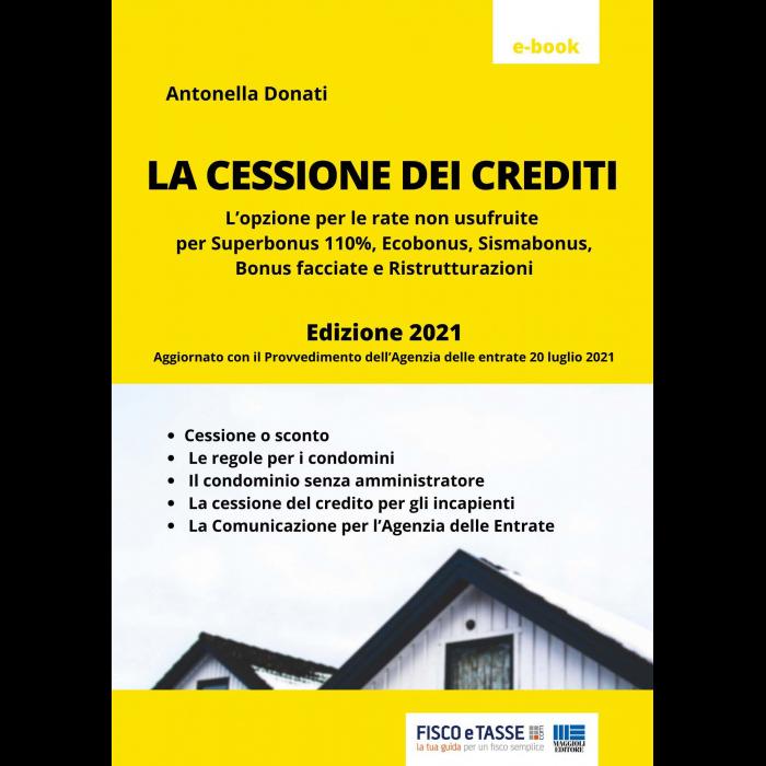 La cessione dei crediti (eBook 2021)