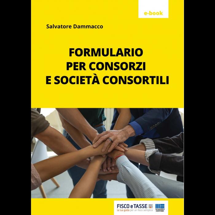 Consorzi e Società consortili - Formulario