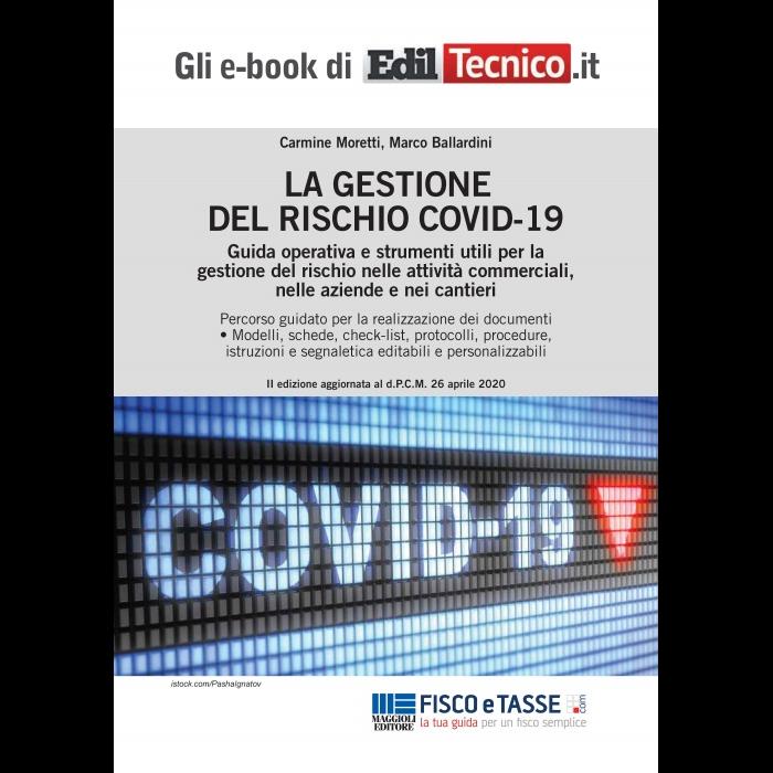 La gestione del rischio COVID-19 (eBook)