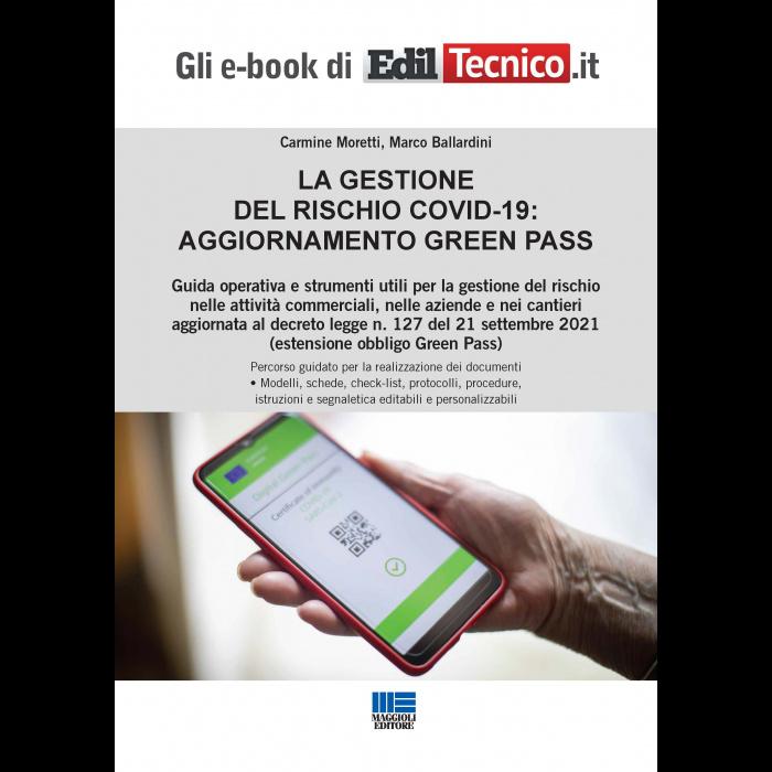 Gestione rischio Covid-19 e Green pass con modulistica