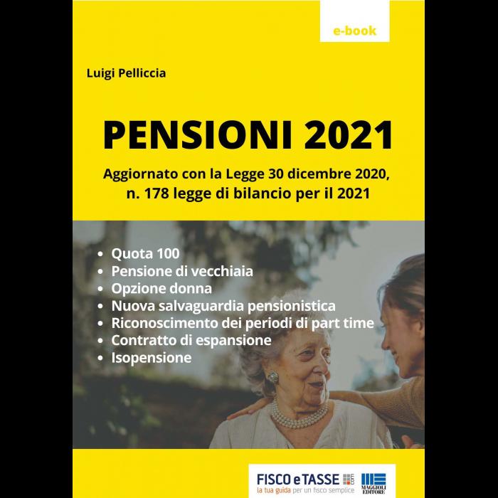 Pensioni 2021 (eBook)