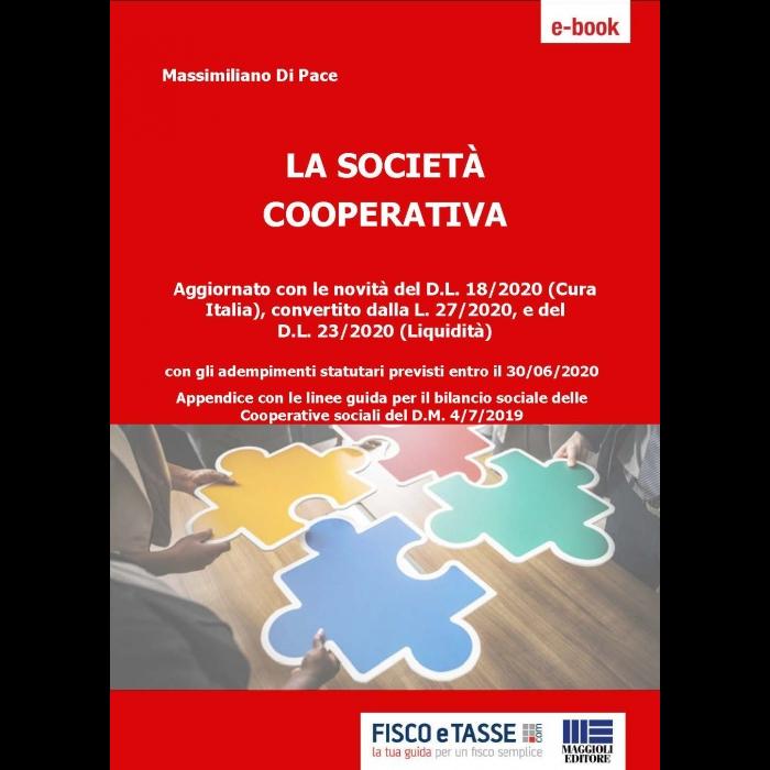 La Società cooperativa (eBook 2020)