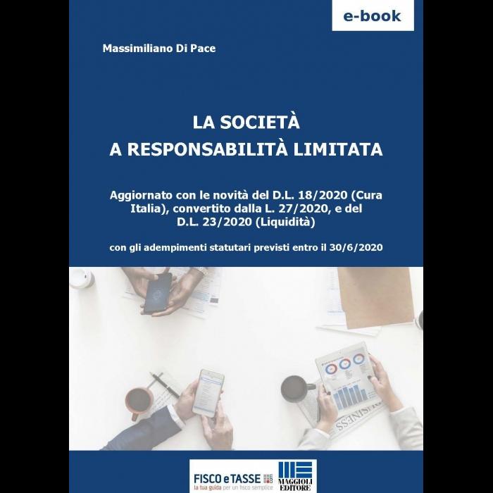 La Società a responsabilità limitata (eBook 2020)