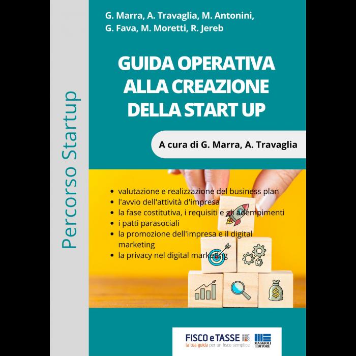 Guida operativa alla creazione della Start up