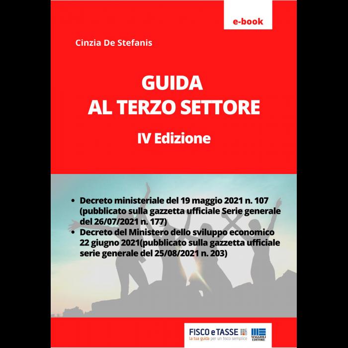 La Guida del Terzo Settore (eBook 2021)