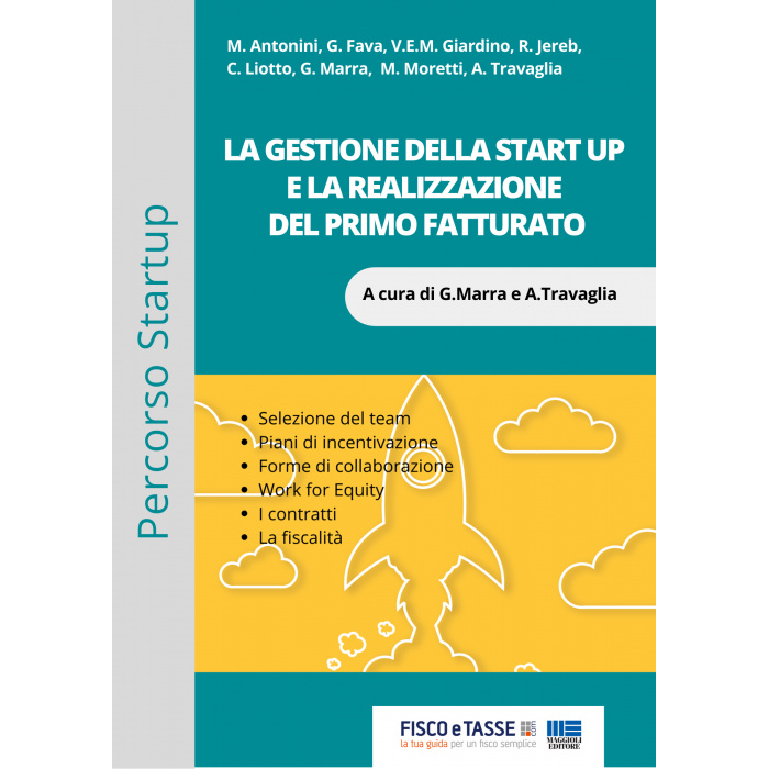 Gestione della Start up e primo fatturato (eBook)