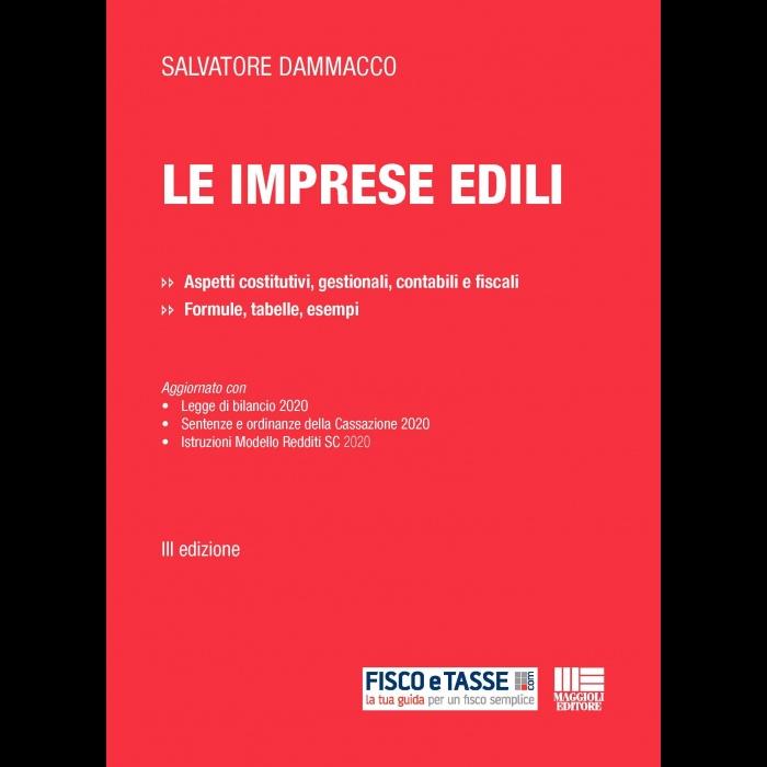 Le imprese edili (eBook 2020)