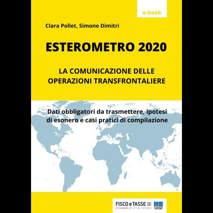 Esterometro 2020 (eBook)