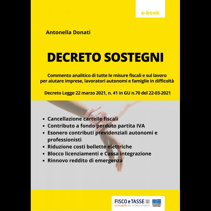 Decreto Sostegni (eBook 2021)