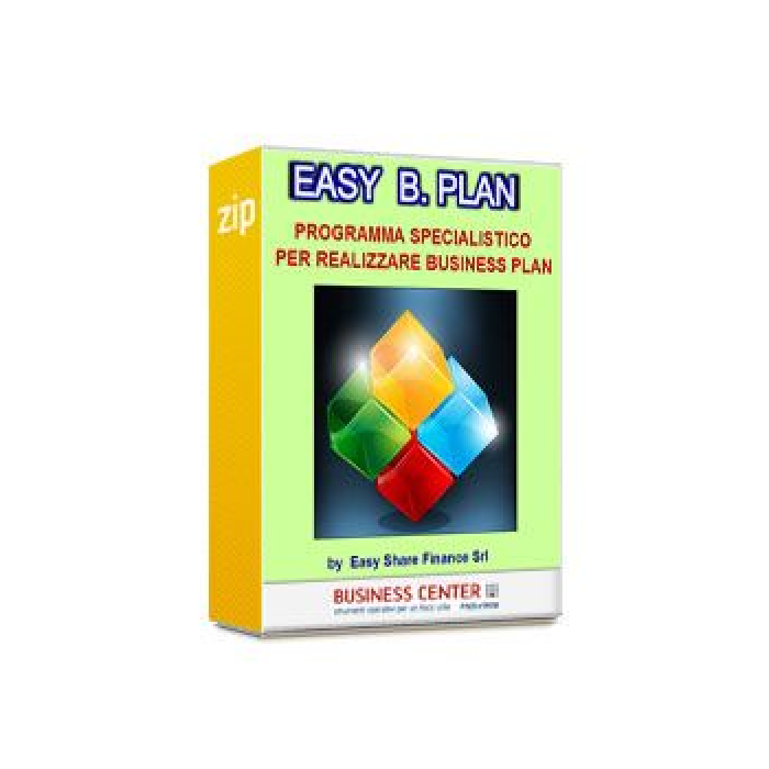 Business Plan - il Software Easy BPlan