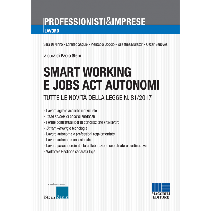 Smart Working e Jobs Act Autonomi