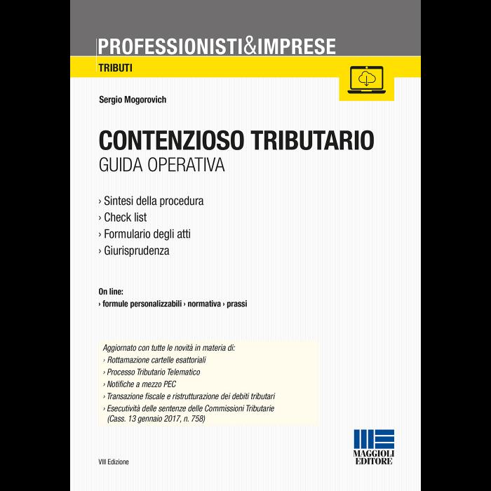 Contenzioso tributario (Libro)