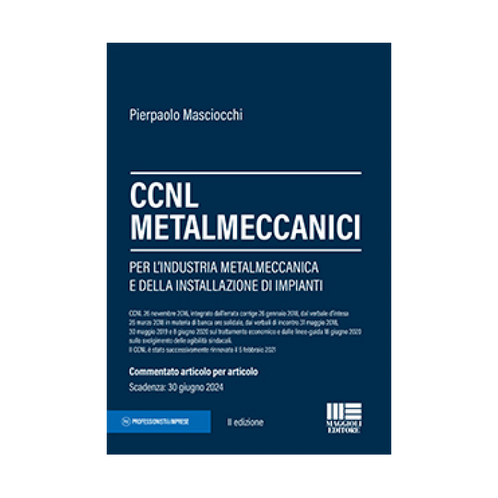 CCNL Metalmeccanici 2021