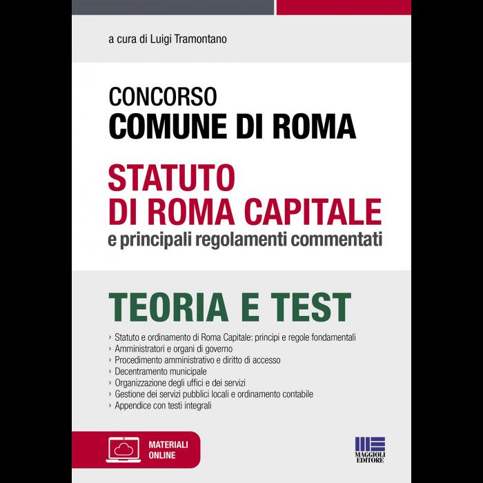 Concorso Comune di Roma - Statuto di Roma (analisi)