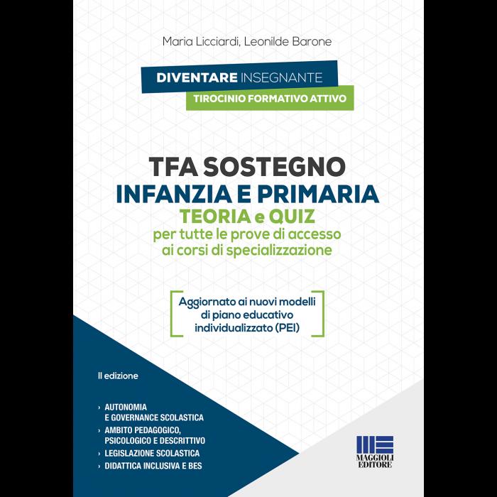 TFA Sostegno Infanzia e primaria Teoria e Quiz