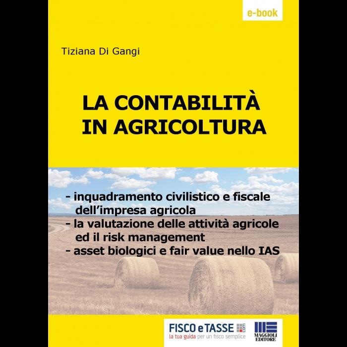 La contabilità in agricoltura (eBook)